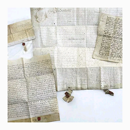 Parchment Legal Document Scanning Services in Oxfordshire UK