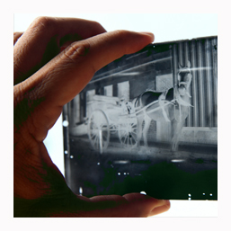 Glass Plate Negative Film Transfers in Oxfordshire UK